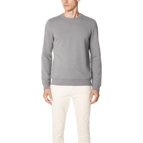 (取寄)アーペーセー ジェレミ スウェットシャツ A.P.C. Jeremie Sweatshirt BleuGris