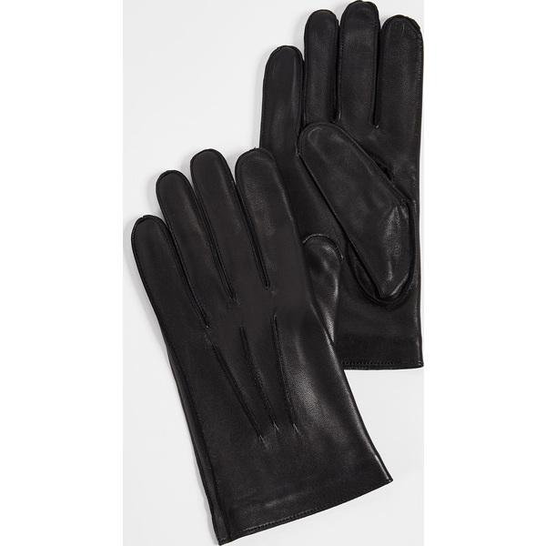 (取寄)アーペーセー フローレント グローブ A.P.C. Florent Gloves Black