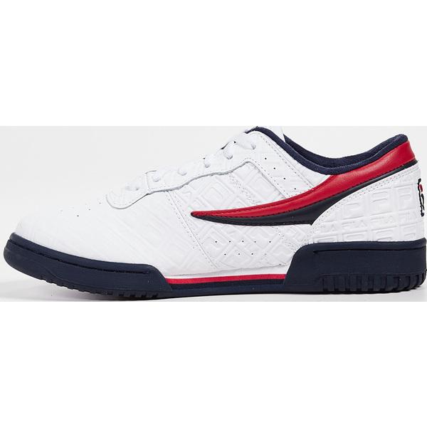 buy popular c0cf7 21982 (order) Fila original fitness Small F box sneakers FILA Original Fitness  Small F Box Sneakers White