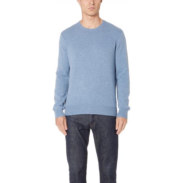 (取寄)ポロ ラルフローレン クルー ネック セーター Polo Ralph Lauren Crew Neck Sweater HunterNavy