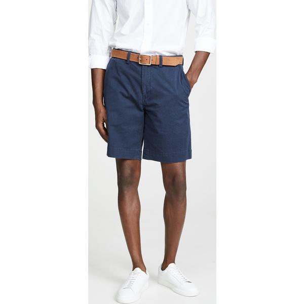 (取寄)ポロ ラルフローレン ストレッチ チノ ショーツ Polo Ralph Lauren Stretch Chino Shorts Nautical