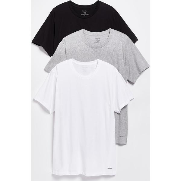 3b91000f0588 JETRAG Rakuten Ichiba Shop: (order) 3 Calvin Klein underwear men pack cotton  classical music crew neck T-shirt Calvin Klein Underwear Men's 3 Pack Cotton  ...