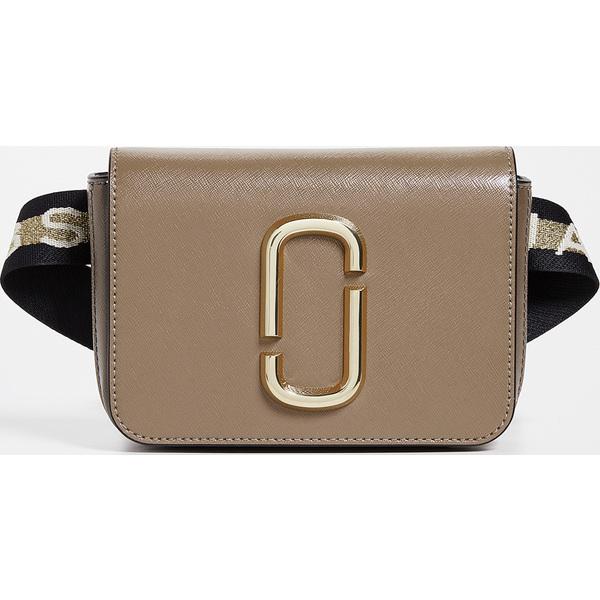(取寄)マークジェイコブス XS/S ヒップ ショット マークジェイコブス コンバーチブル ベルト バッグ Marc Jacobs XS/S Hip Shot Marc Jacobs Convertible Belt Bag FrenchGreyMulti