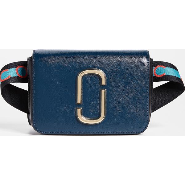 (取寄)マークジェイコブス M/L ヒップ ショット マークジェイコブス コンバーチブル ベルト バッグ Marc Jacobs M/L Hip Shot Marc Jacobs Convertible Belt Bag BlueSeaMulti
