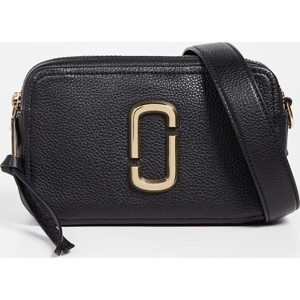 【エントリーでポイント5倍】(取寄)マークジェイコブス ザ ソフトショット 21 バッグ Marc Jacobs The Softshot 21 Bag Black