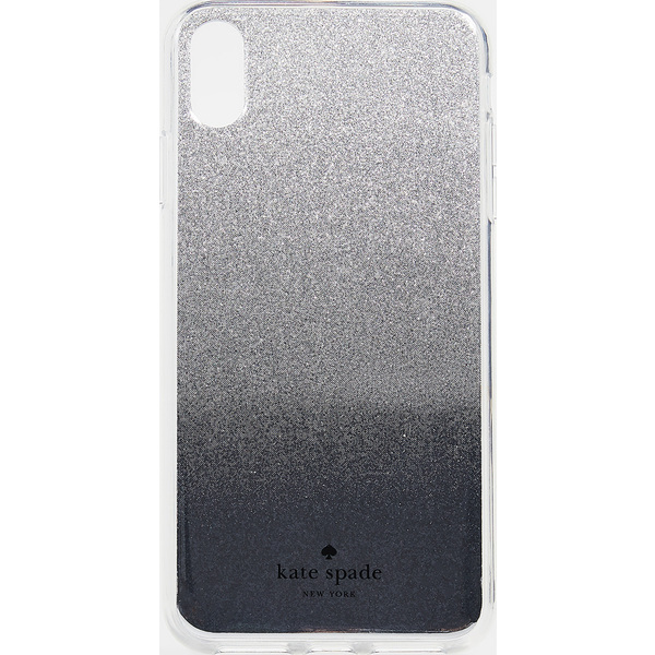 ケイトスペード ミラー オンブル アイフォン XS マックス ケース Kate Spade New York Mirror Ombre iPhone XS Max Case Silver