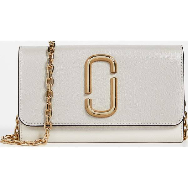 (取寄)マークジェイコブス スナップショット オン チェイン ウォレット Marc Jacobs Snapshot On Chain Wallet DustMulti
