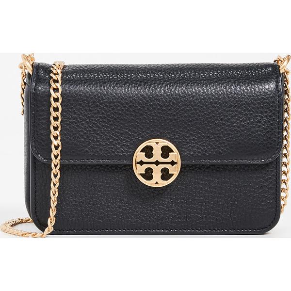 (取寄)トリーバーチ チェルシー ミニ バッグ Tory Burch Chelsea Mini Bag Black