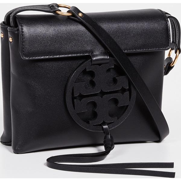 (取寄)トリーバーチ ミラー クロスボディ バッグ Tory Burch Miller Crossbody Bag Black