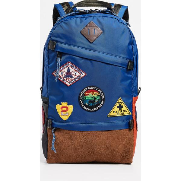 (取寄)ポロ ラルフローレン グレート アウトドア バックパック Polo Ralph Lauren Great Outdoors Backpack Multi