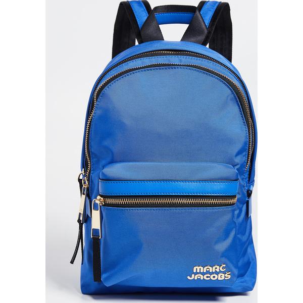 (取寄)マークジェイコブス ミディアム バックパック Marc Jacobs Medium Backpack DazzlingBlue