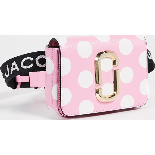 (取寄)マークジェイコブス XS/S ザ ドット ヒップ ショット ベルト バッグ Marc Jacobs XS/S The Dot Hip Shot Belt Bag PrimroseMulti
