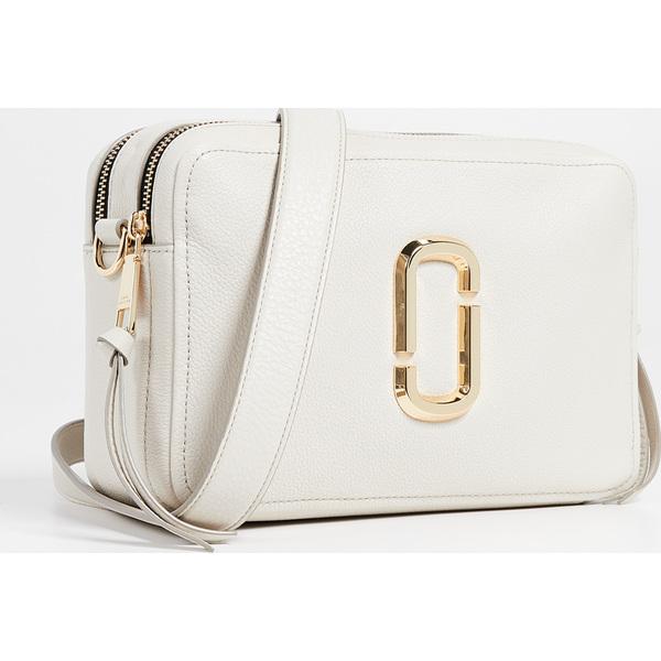 (取寄)マークジェイコブス ザ ソフトショット 27 バッグ Marc Jacobs The Softshot 27 Bag Cream