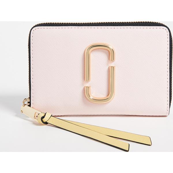 (取寄)マークジェイコブス スナップショット スモール スタンダード ウォレット Marc Jacobs Snapshot Small Standard Wallet BlushMulti
