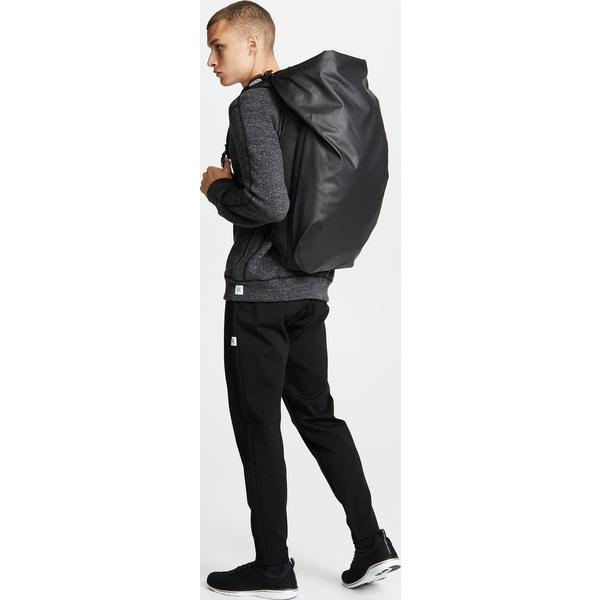【エントリーでポイント5倍】(取寄)コートエシエル ナイル オブシディアン バックパック Cote & Ciel Nile Obsidian Backpack Black