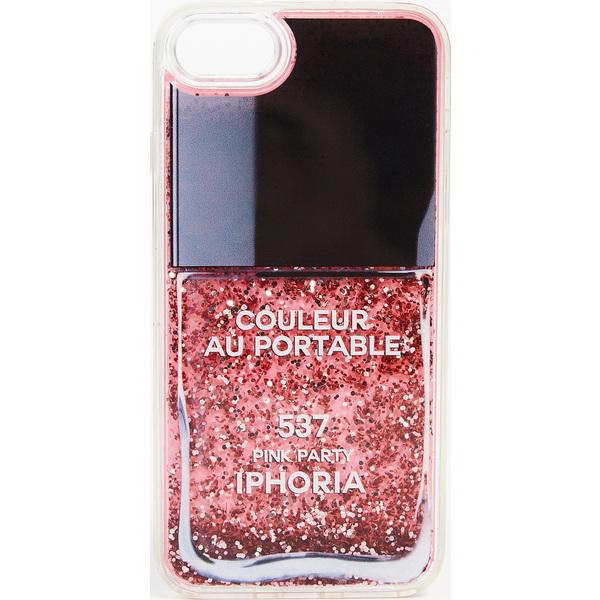 (取寄)アイフォリア ネイル ポリッシュ アイフォン 7/8 ケース Iphoria Nail Polish iPhone 7/8 Case Pink