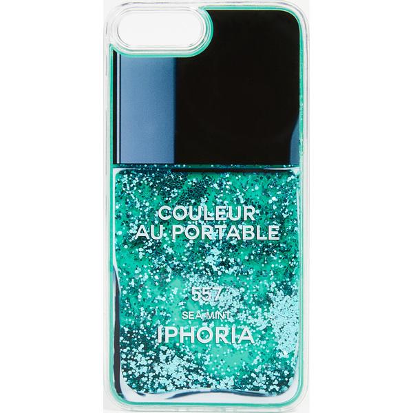 (取寄)アイフォリア ネイル ポリッシュ アイフォン 7 プラス / 8 プラス ケース Iphoria Nail Polish iPhone 7 Plus / 8 Plus Case Turquoise