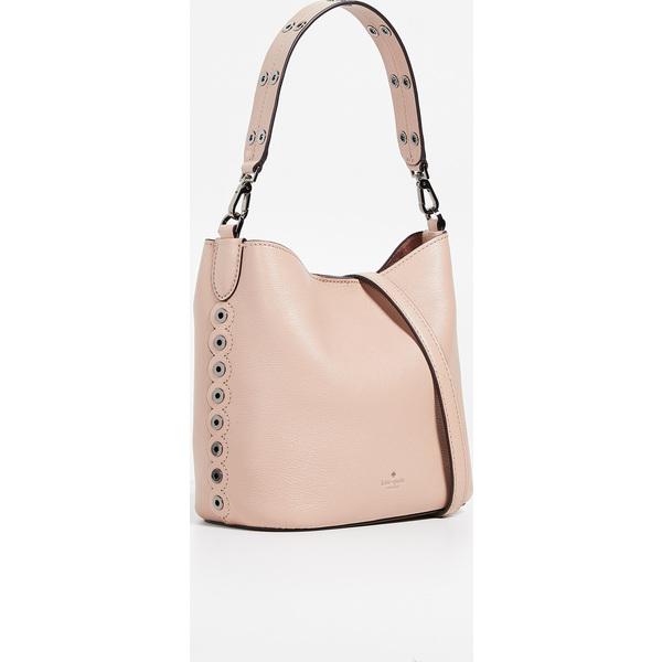 (取寄)ケイトスペード アトランティック アベニュー スモール リビー バケット バッグ Kate Spade New York Atlantic Avenue Small Libby Bucket Bag GingerTea