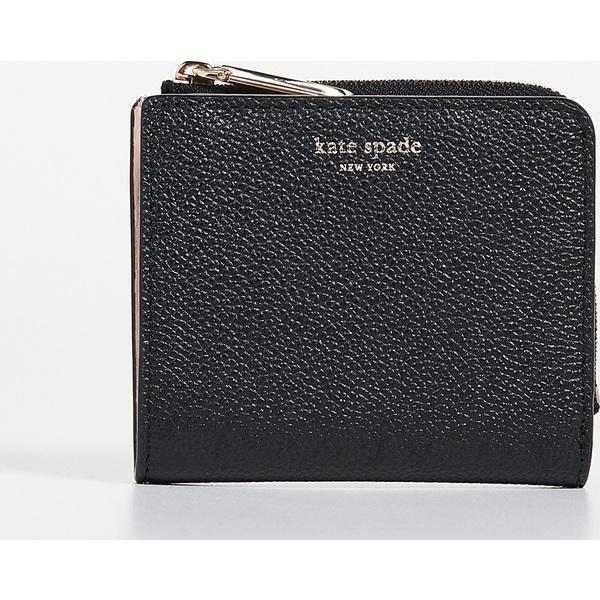(取寄)ケイトスペード マルゴー スモール バイフォールド ウォレット Kate Spade New York Margaux Small Bifold Wallet Black