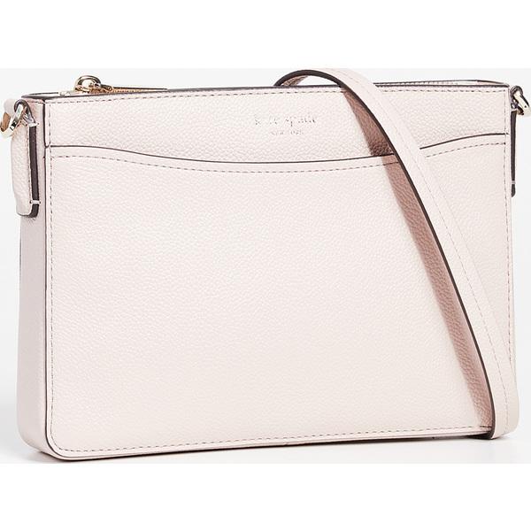(取寄)ケイトスペード マルゴー ミディアム コンバーチブル クロスボディ バッグ Kate Spade New York Margaux Medium Convertible Crossbody Bag PaleVellum