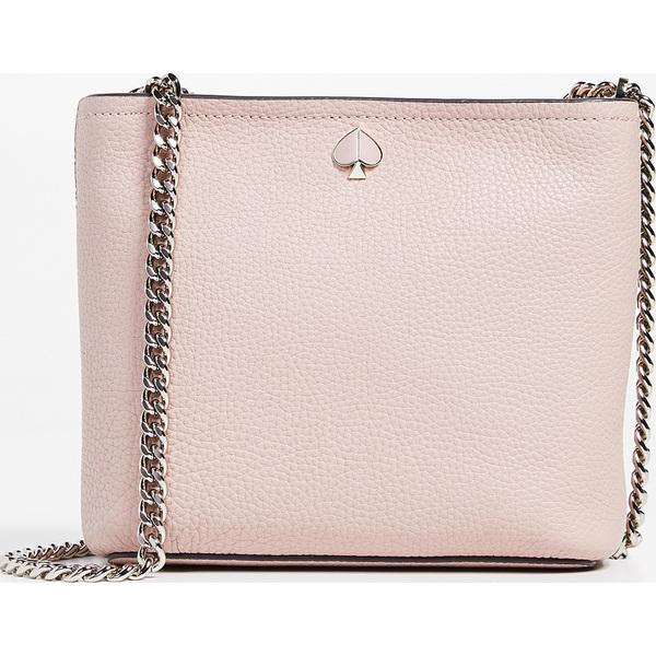 (取寄)ケイトスペード ポーリー スモール コンバーチブル クロスボディ バッグ Kate Spade New York Polly Small Convertible Crossbody Bag FlapperPink