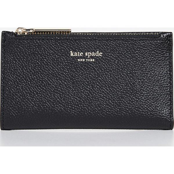 (取寄)ケイトスペード マルゴー スモール スリム バイフォールド ウォレット Kate Spade New York Margaux Small Slim Bifold Wallet Black