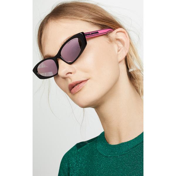 (取寄)マークジェイコブス スポーティ ナロー サングラス Marc Jacobs Sporty Narrow Sunglasses Fuchsia