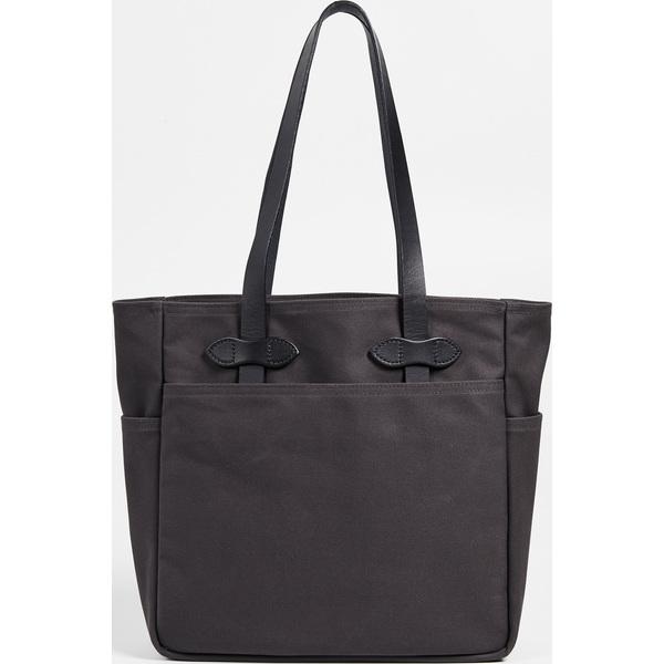 (取寄)フィルソン トート バッグ ウィズアウト ジッパー FILSON Tote Bag without Zipper Cinder