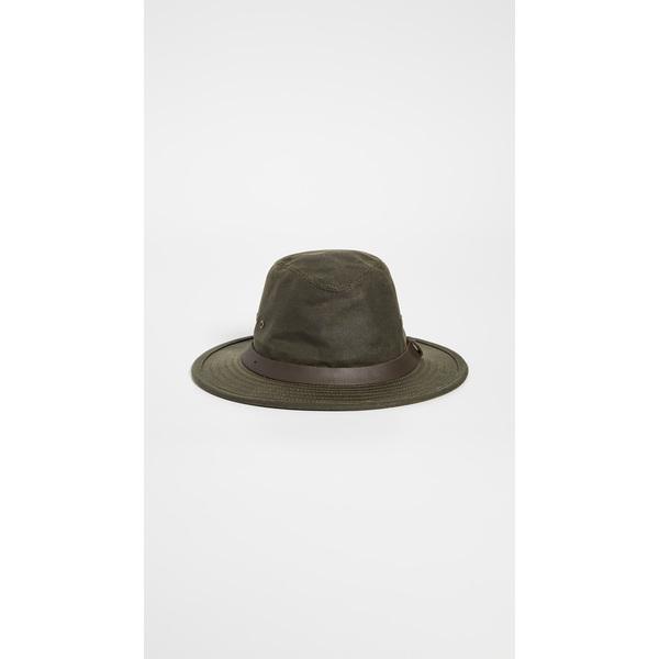 (取寄)フィルソン ティン パッカー ハット FILSON Tin Packer Hat OtterGreen