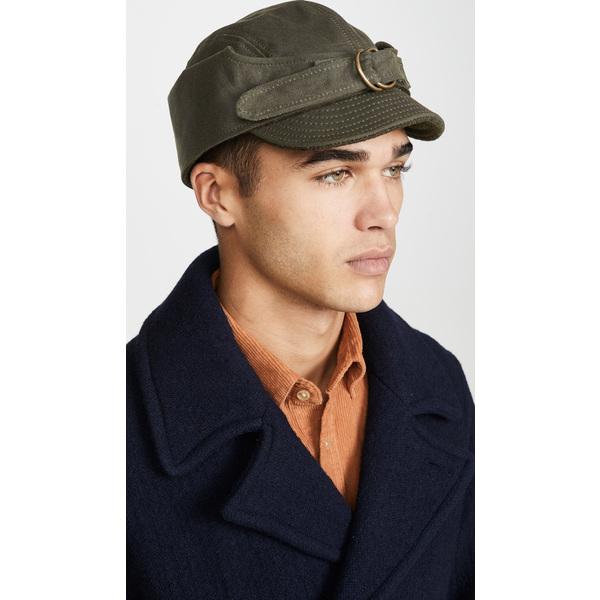 【即日発送】FILSON フィルソン キャップ 帽子 Cap ブランド フィルソン ティン クロス ワイルドファウル ハット FILSON Tin Cloth Wildfowl Hat OtterGreen
