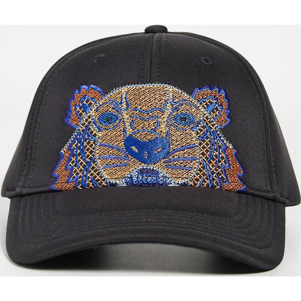 【クーポンで最大2000円OFF】(取寄)ケンゾー ネオン タイガー ハット KENZO Neon Tiger Hat Black