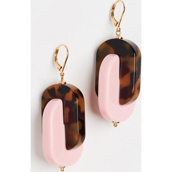 【クーポンで最大2000円OFF】(取寄)ケイトスペード ドロップ ピアス Kate Spade New York Drop Earrings PinkMulti