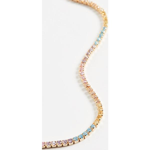 【エントリーでポイント5倍】(取寄)シャシ デリシャス ネックレス Shashi Delicious Necklace Gold