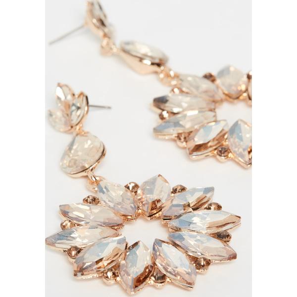 【クーポンで最大2000円OFF】(取寄)シャシ ソルスティス ピアス Shashi Solstice Earrings Gold