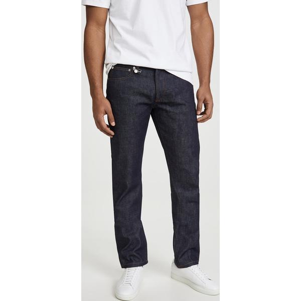 (取寄)アーペーセー x ジョウンド プティ スタンダード ジーンズ A.P.C. x JJJJound Petit Standard Jeans Indigo