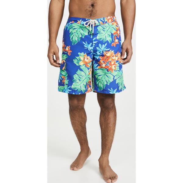(取寄)ポロ ラルフローレン フローラル スイム トランクス Polo Ralph Lauren Floral Swim Trunks Multi