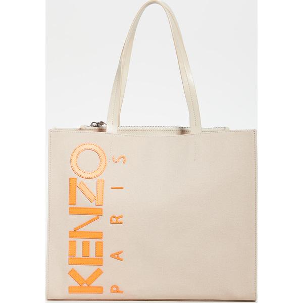 【エントリーでポイント5倍】(取寄)ケンゾー ホリゾンタル ショッパー KENZO Horizontal Shopper Taupe
