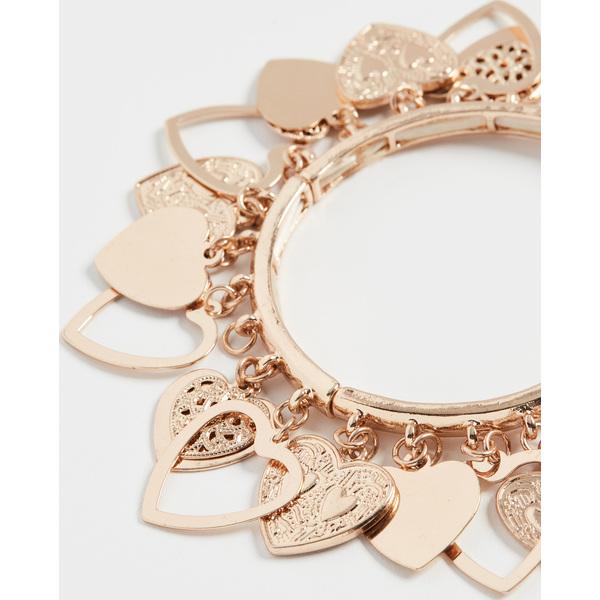 【クーポンで最大2000円OFF】(取寄)シャシ アモーレ ブレスレット Shashi Amore Bracelet Gold