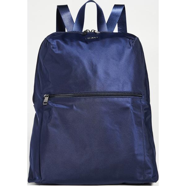 (取寄)トゥミ レディース ジャスト イン ケース バックパック Tumi Women's Just In Case Backpack Midnight