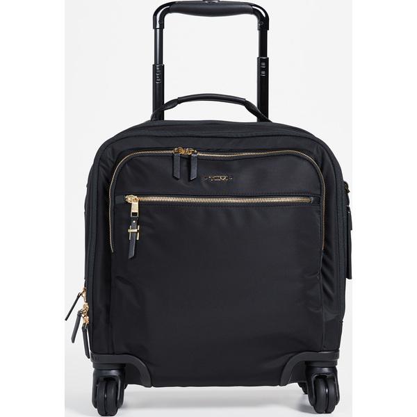 (取寄)トゥミ ボヤジュール オソナ コンパクト キャリー オン スーツケース Tumi Voyageur Osona Compact Carry On Suitcase Black
