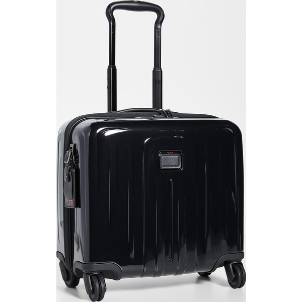 (取寄)トゥミ トゥミ V4 キャリー オン スーツケース Tumi Tumi V4 Carry On Suitcase Black