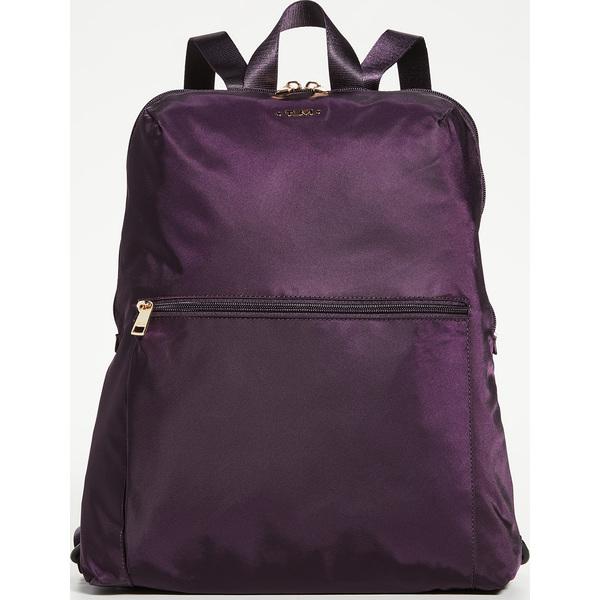 (取寄)トゥミ レディース ジャスト イン ケース バックパック Tumi Women's Just in Case Backpack Blackberry