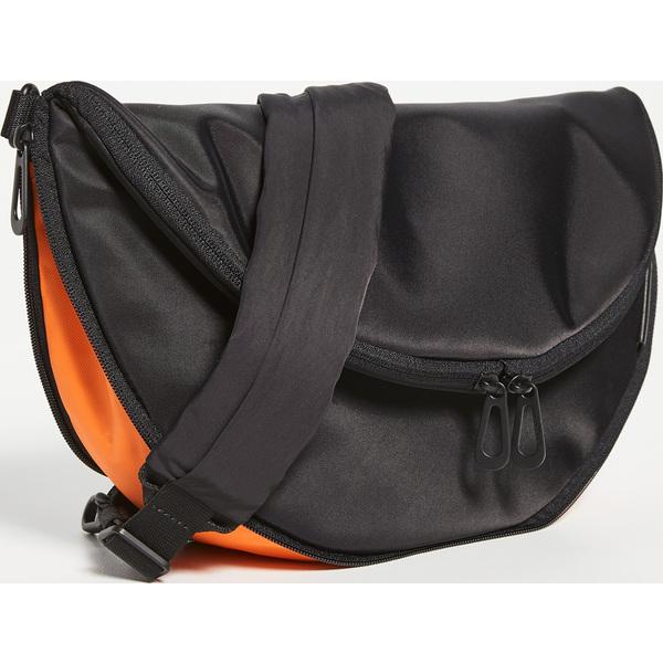 (取寄)コートエシエル ハラ S クロスボディ バッグ Cote & Ciel Hala S Crossbody Bag Black