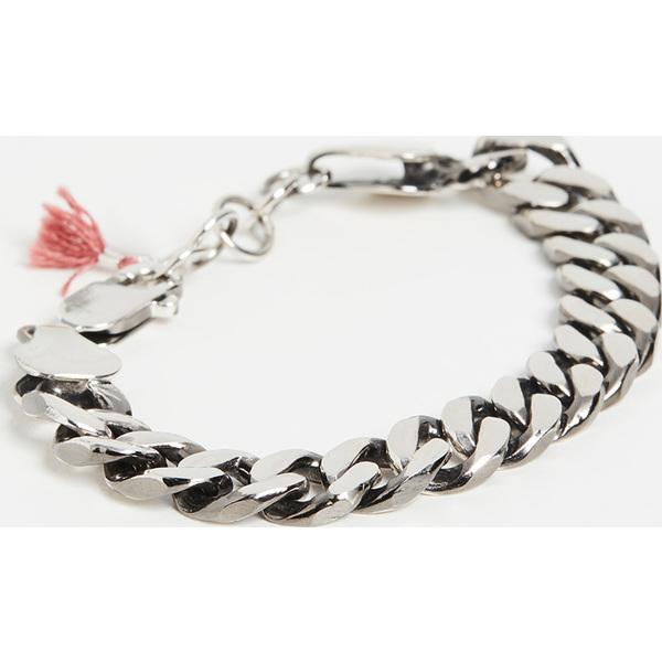【クーポンで最大2000円OFF】(取寄)シャシ ロンドン スカイ ブレスレット Shashi London Sky Bracelet WhiteGold