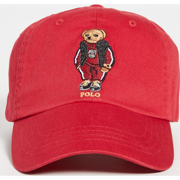 (取寄)ポロ ラルフローレン CLS スポーツ キャップ Polo Ralph Lauren CLS Sport Cap Red