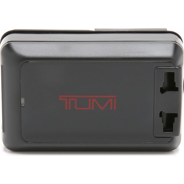 (取寄)トゥミ 4 ポート USB トラベル アダプター アダプター Tumi 4 Port USB Travel Adaptor NoColor