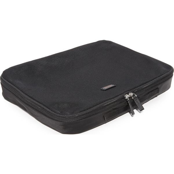 【クーポンで最大2000円OFF】(取寄)トゥミ ラージ パッキング パッキング キューブ Tumi Large Packing Cube Black