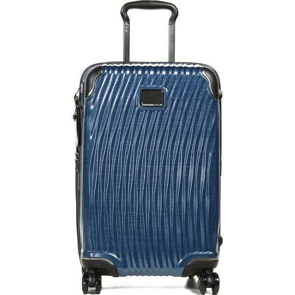 (取寄)トゥミ ラティテュード インターナショナル インターナショナル キャリー オン スーツケース Tumi Latitude International Carry On Suitcase Navy