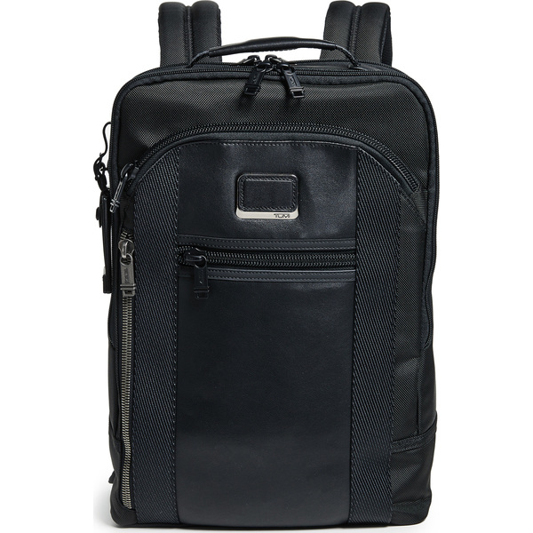 (取寄)トゥミ アルファ アルファ ブラボー ブラボー デイヴィス バックパック リュック バッグ Tumi Alpha Bravo Davis Backpack Black