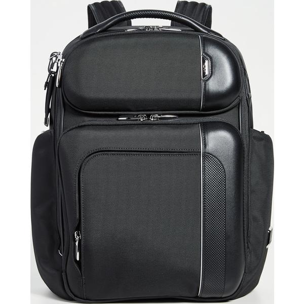(取寄)トゥミ アライブ バーカー バックパック Tumi Arriv Barker Backpack Black